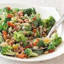 Balsamic Broccoli Salad