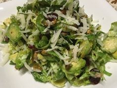 Brussel Spout Salad