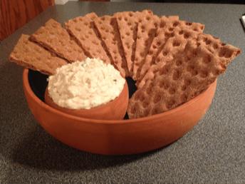 Butternut Sqaush Bean Dip