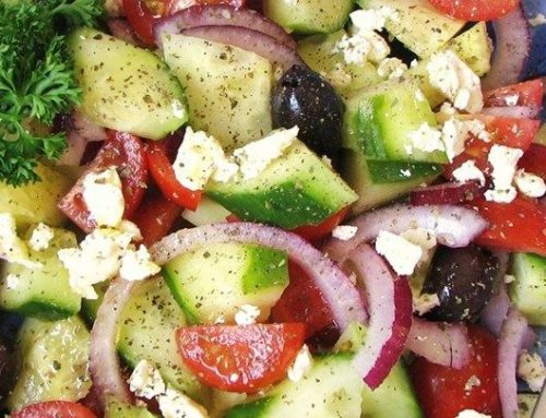 Simply Greek Salad