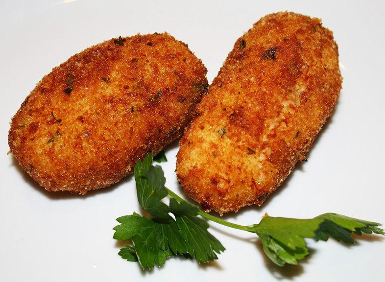 Crispy Baklouti Potato Croquettes