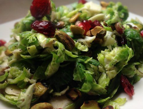 Ultimate Brussels Salad