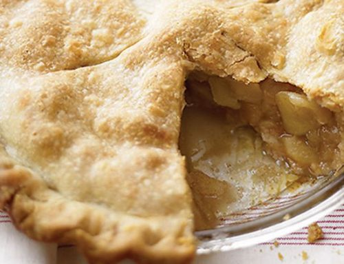 Arkansas Black Apple Pie