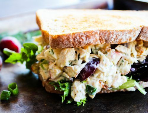 Chicken Salad with Fresh Harvest Aioli