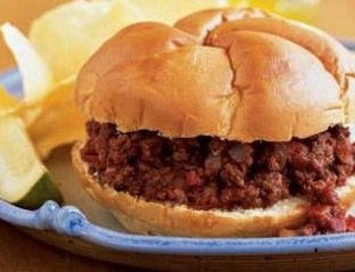 Tasty Sloppy Joe's