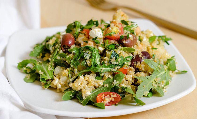 Fresh Harvest Mediterranean Quinoa Salad