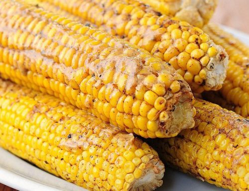 Old Bay Corn on the Cob