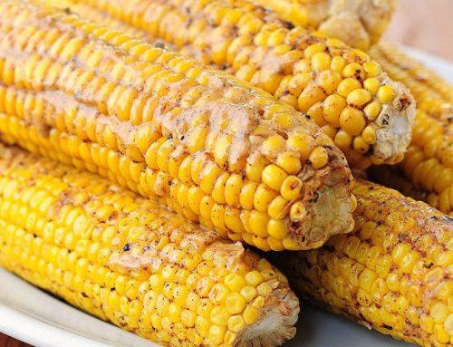 Old Bay Corn on the Cob