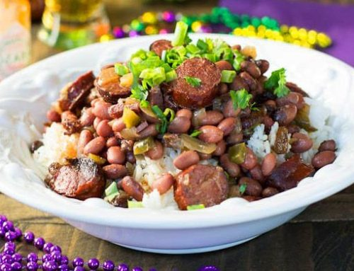 NOLA Red Beans & Rice