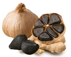 Ginger and Black Garlic extra virgin olive oil