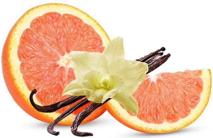 Caracara orange and vanilla balsamic creamsicle